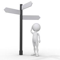 Scegli il tuo percorso