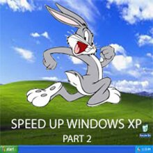 velocizzare windows XP parte 2
