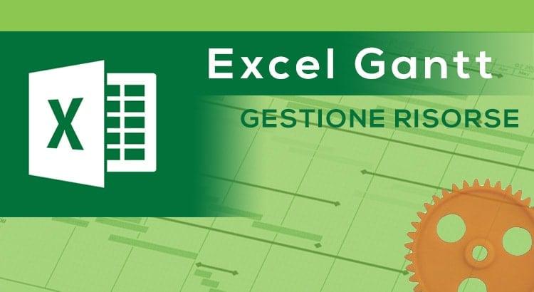 gantt free excel gestione risorse