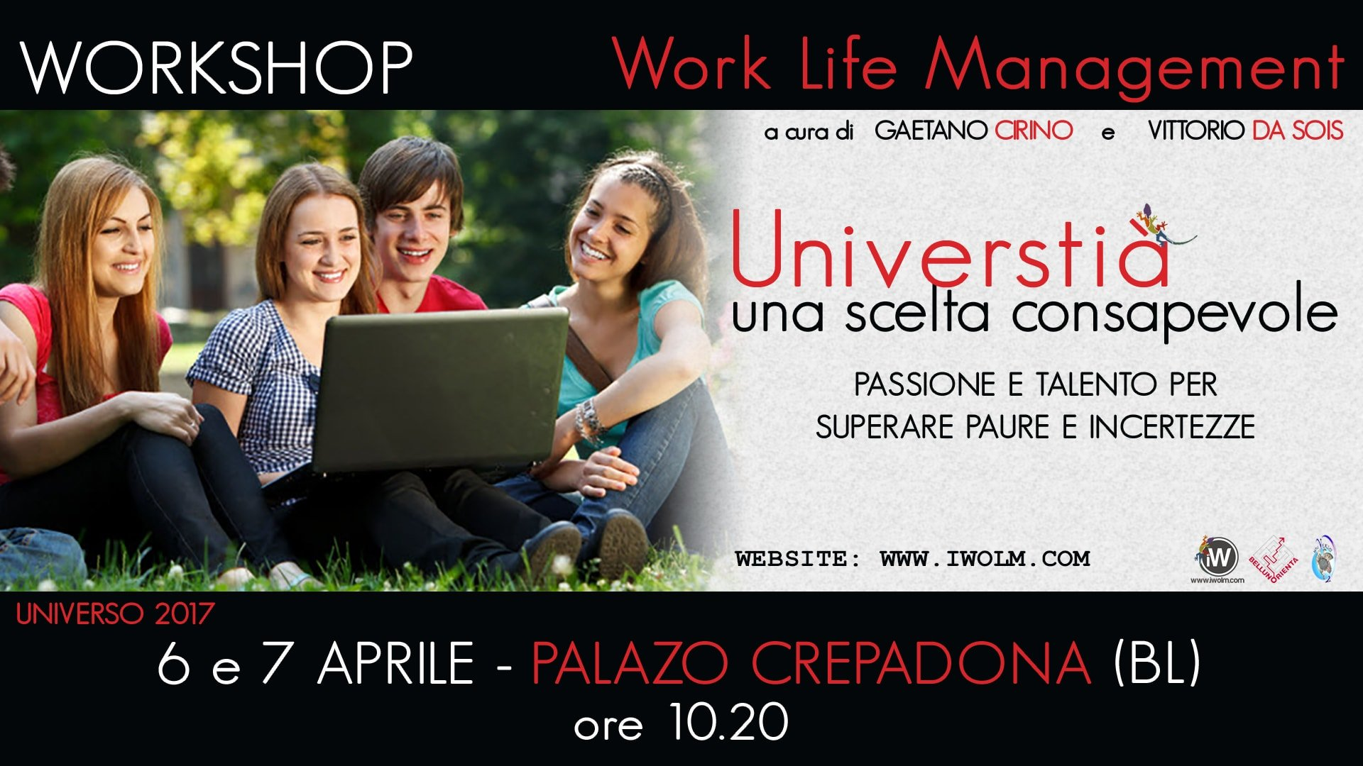 Workshop Universo 2017