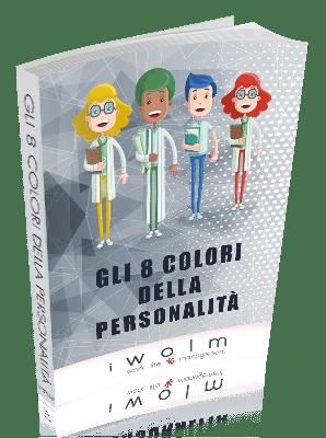 Gli 8 Colori della Personalità