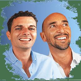 Gaetano Cirino e Vittorio Da Sois